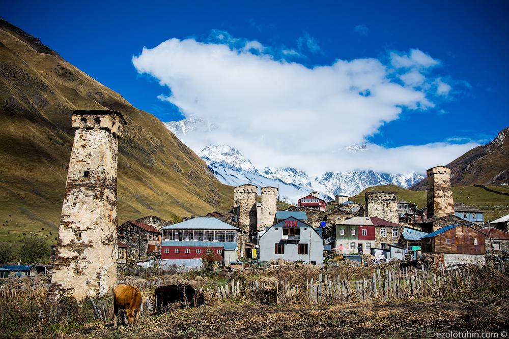 село картинками грузия планах посетить все