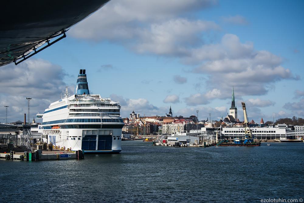 Круизы по Балтийскому морю от компании Tallink. Окунуться в атмосферу красивого кино может каждый