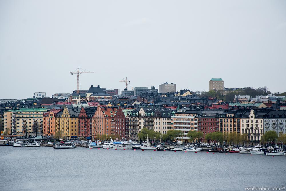 Стокгольм за 5 часов Стокгольм, здесь, Стокгольма, города, очень, город, многие, Швеции, городом, самых, можно, крыши, шведского, известные, Красиво, Многие, Густава, одной, черные, городу