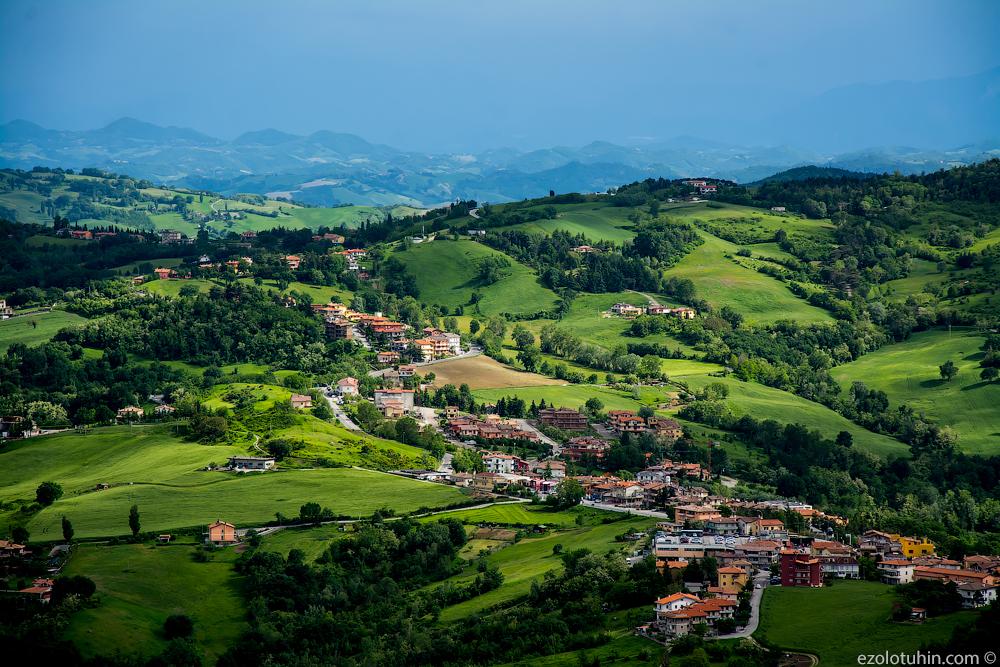 Потрясающие пейзажи Сан-Марино Побывать, Фантастика, перед, будут, открываться, понастоящему, сказочные, красоты, Красота, Невероятно, точке, оранжевые, крыши, больше, десяти, километров, прямой, Адриатического, очень, оказались