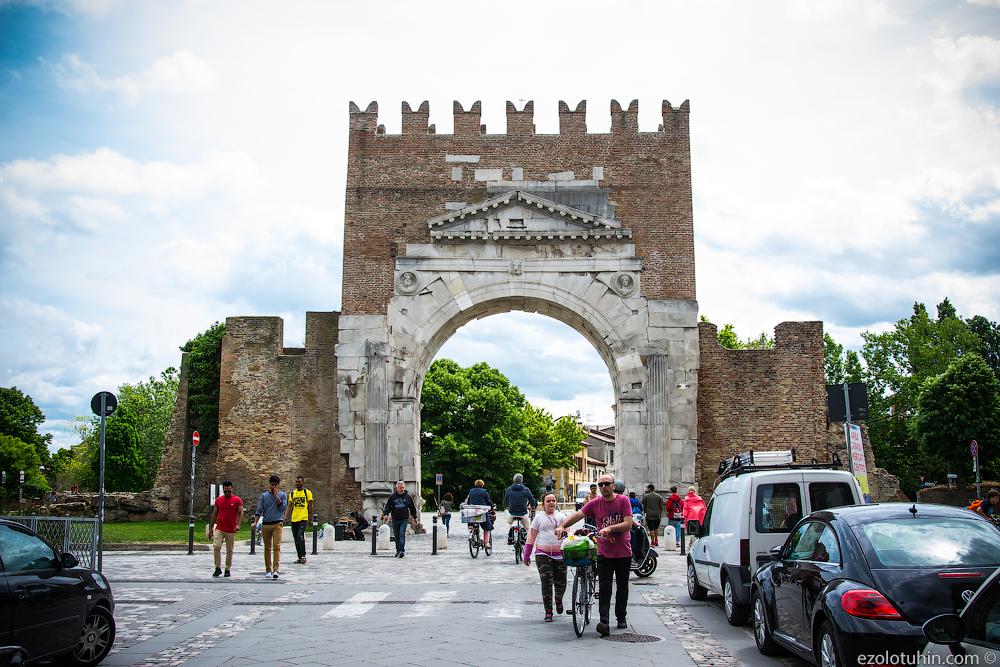 Главный русский курорт Италии Римини, площади, города, нашей, честь, дворец, старого, императора, история, часто, очень, здесь, символ, строить, через, Тиберия, центре, можно, качестве, сегодня