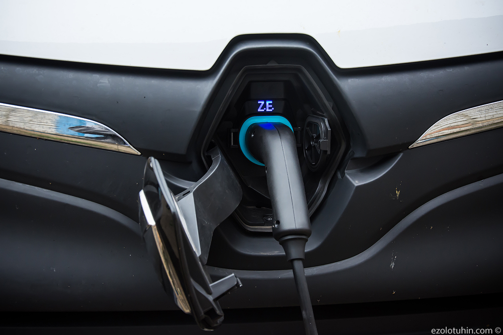 Где зарядить электромобиль в российской глубинке?