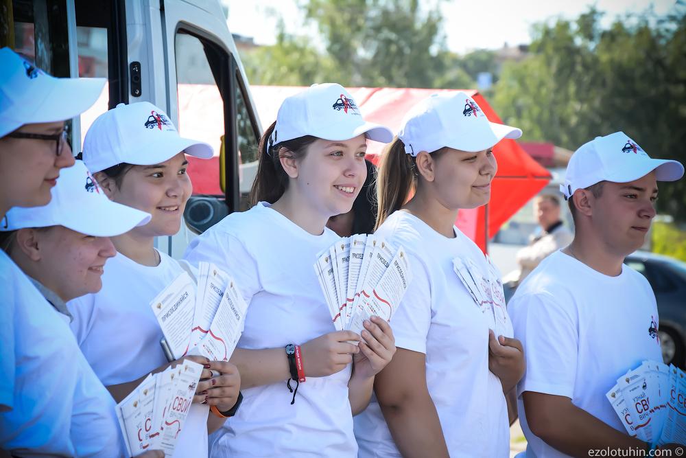 Почти 2000 человек прошли тест на ВИЧ за три дня в Кузбассе