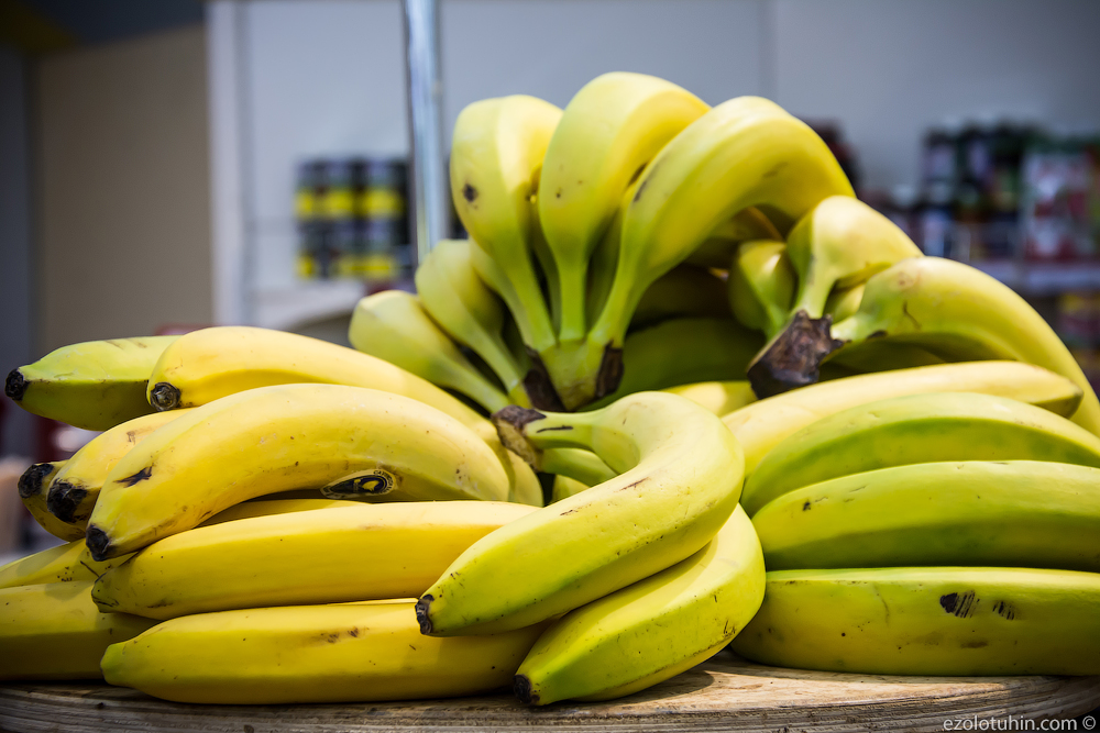 Бананы дешевле картошки. Что происходит?