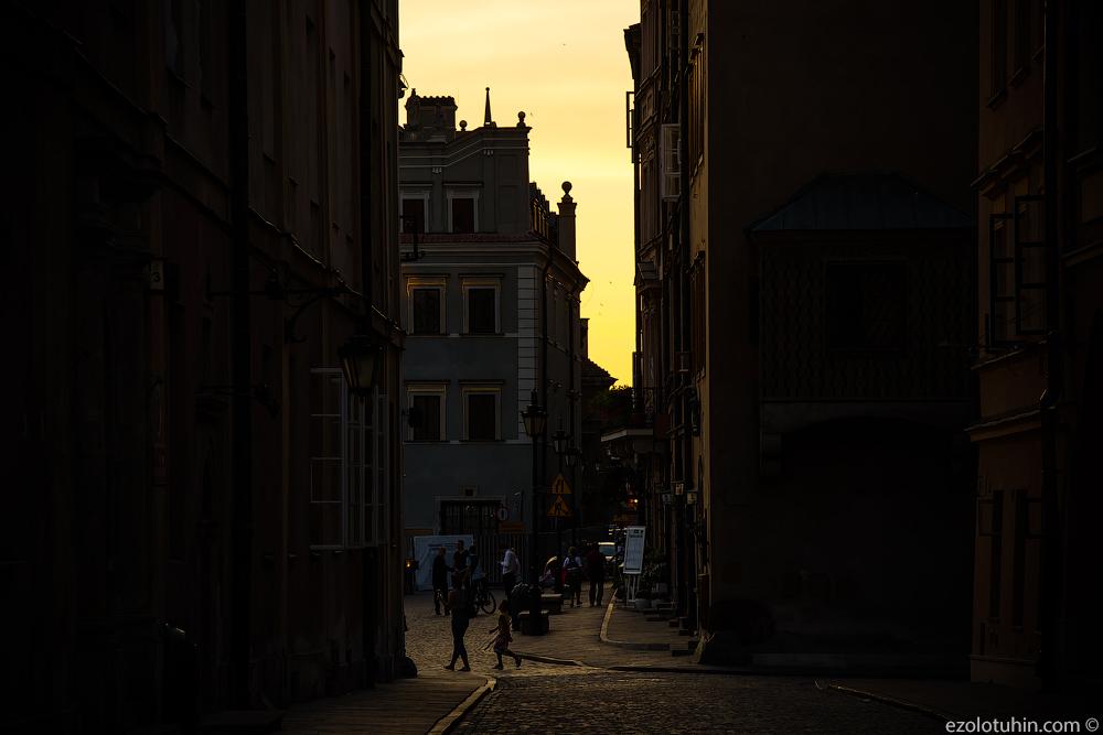 Варшава. Город, восставший из пепла