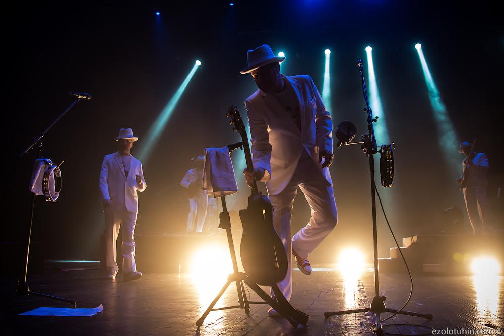 Группа Несчастный Случай. Юбилейный концерт в CROCUS CITY HALL
