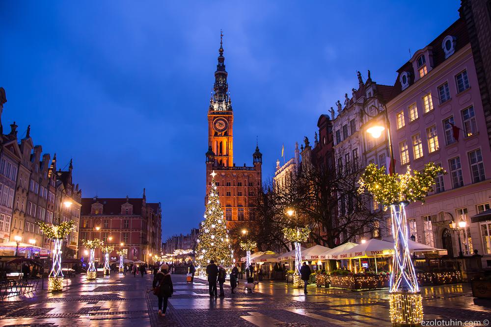 Рождественский Гданьск. Где гуляют на праздники жители Калининграда?