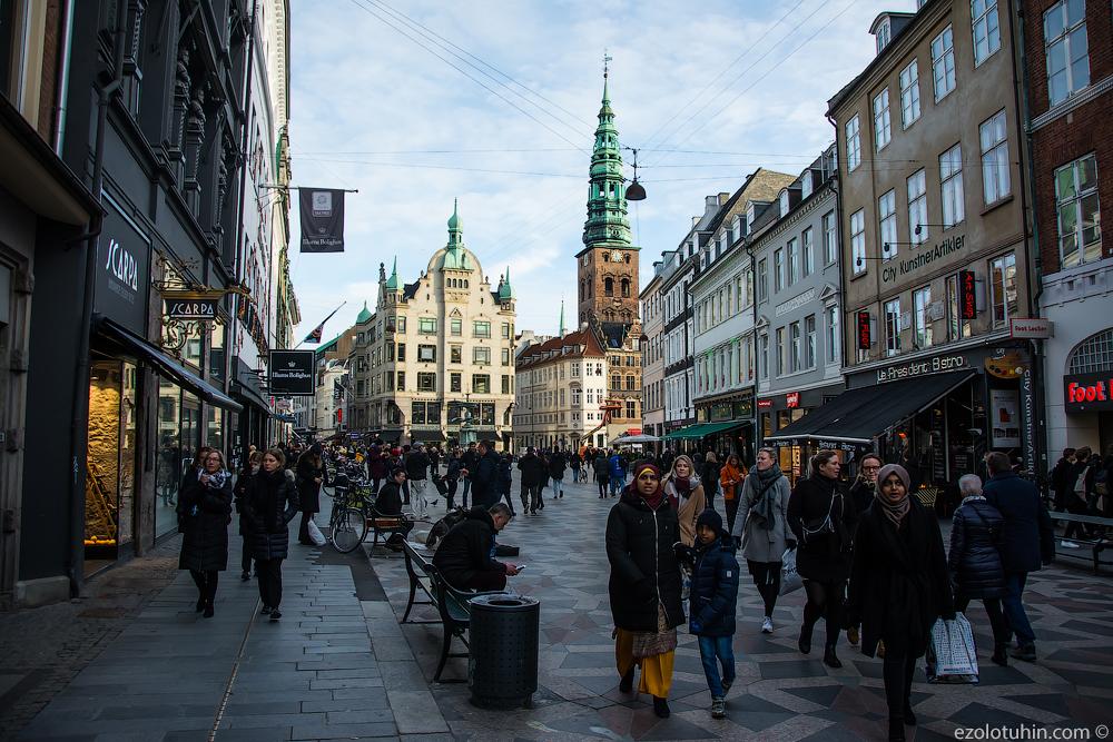 Город счастья, велосипедов и однополых браков. Прогулка по Копенгагену