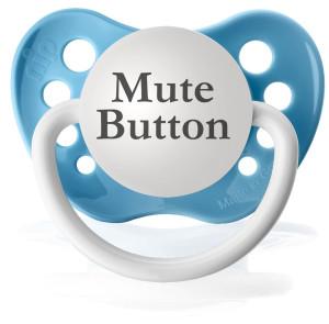 PACIFIER-MuteButtonBlue