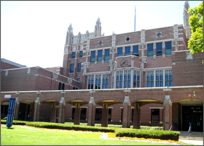 Старшая школа Эванстоун