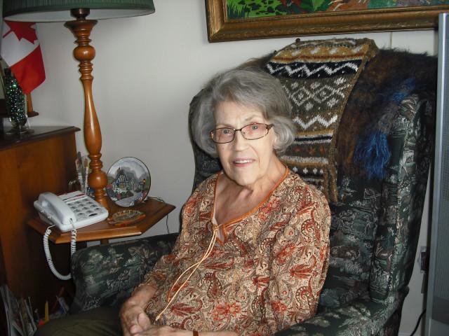 Mom at 84