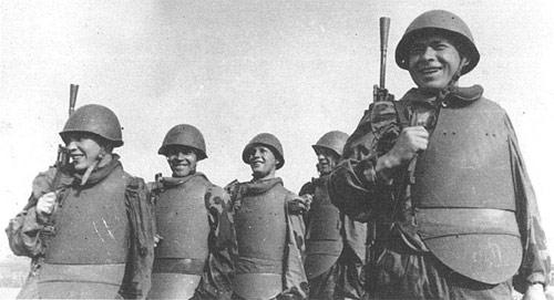 В годы Великой Отечественной войны на наиболее трудных направлениях главных ударов Красной Армии кроме стрелковых...