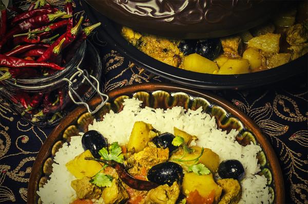 мясо по-бенгальски