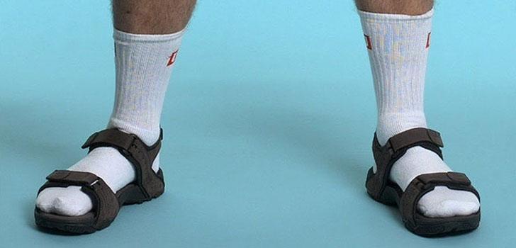 Месяц в экстремальных условиях или о белых носках