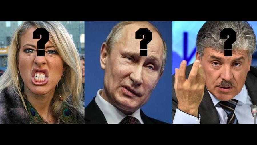 Выборы, выборы! Кандидаты .... (с)