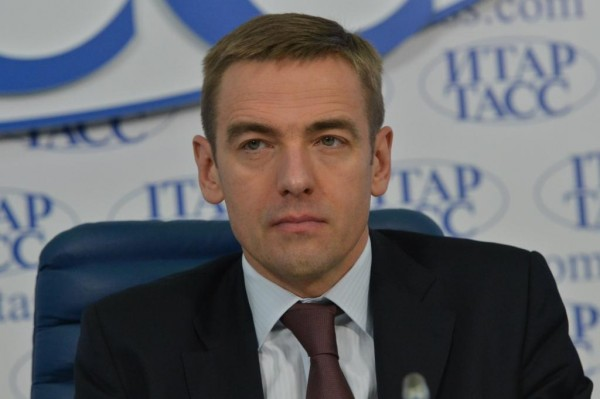 Виктор Евтухов_заместитель Министра промышленности и торговли Российской Федерации