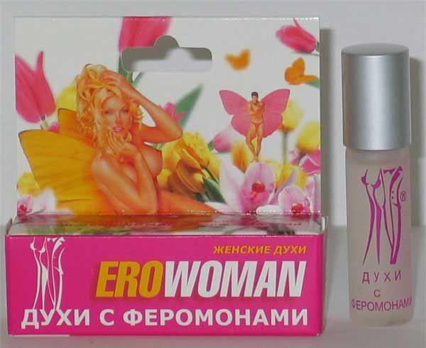 Erowoman духи с феромонами