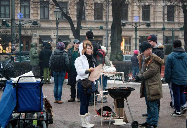 Restorannii den` v Helsinki
