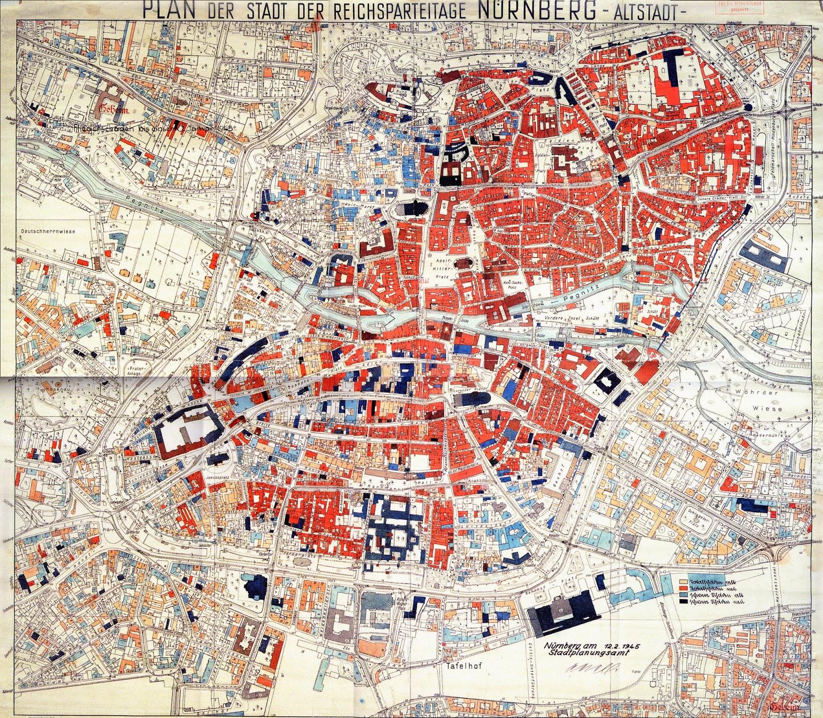 1945.02.12._Plan_der_Zerstörungen_Nürnbergs