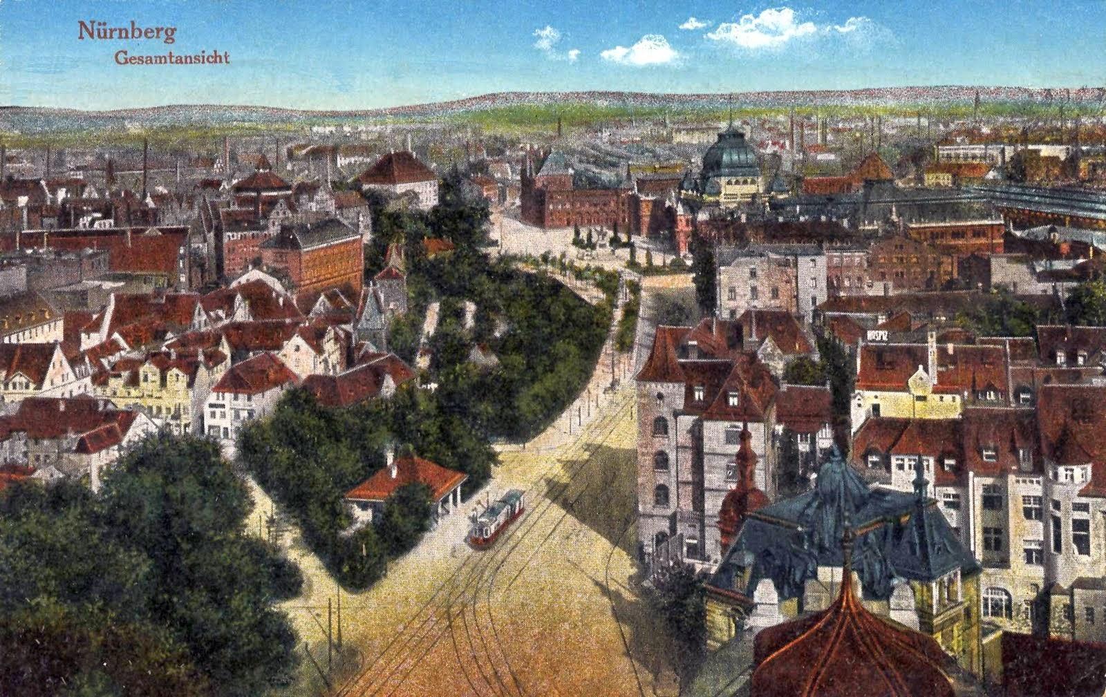 Nurnberg 1921