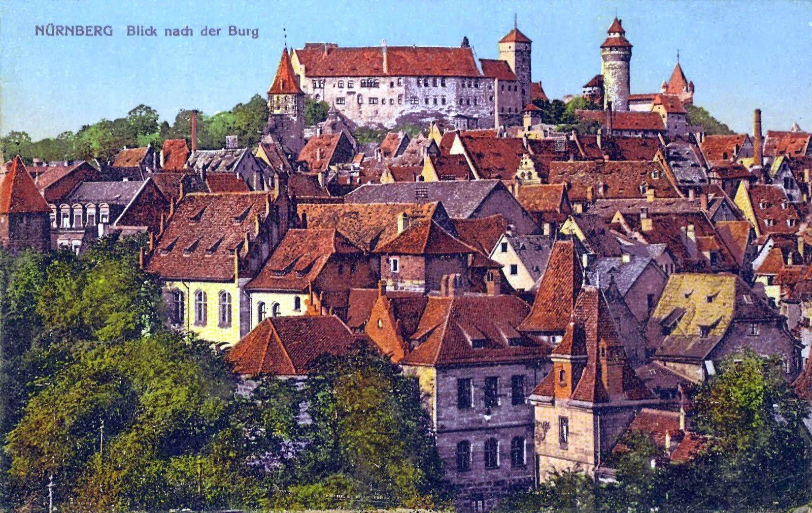 Nurnberg Burg