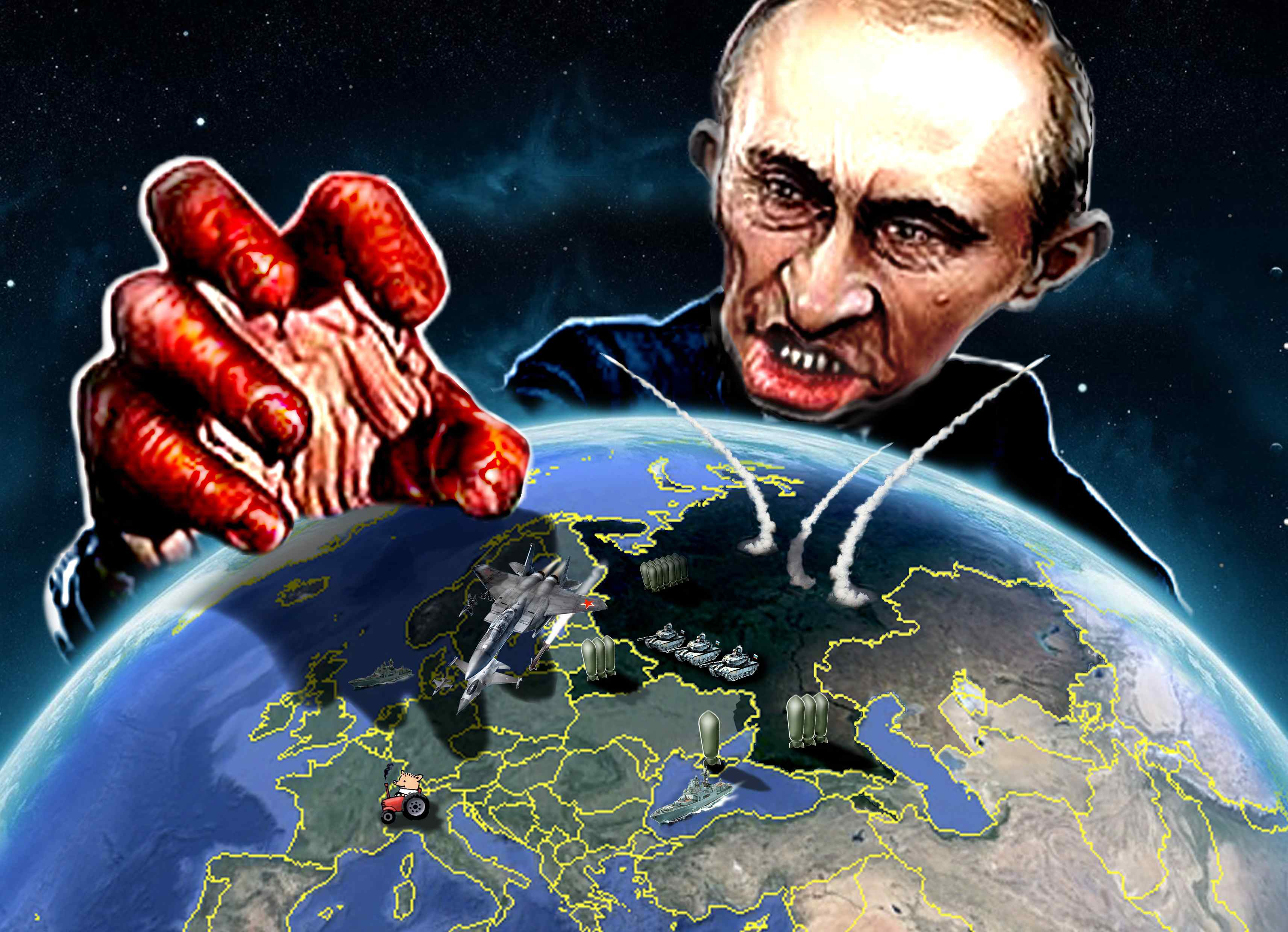 Путин №03