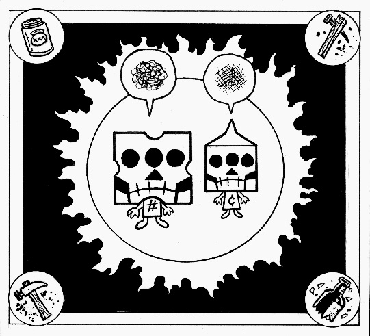 M&C Oddball web