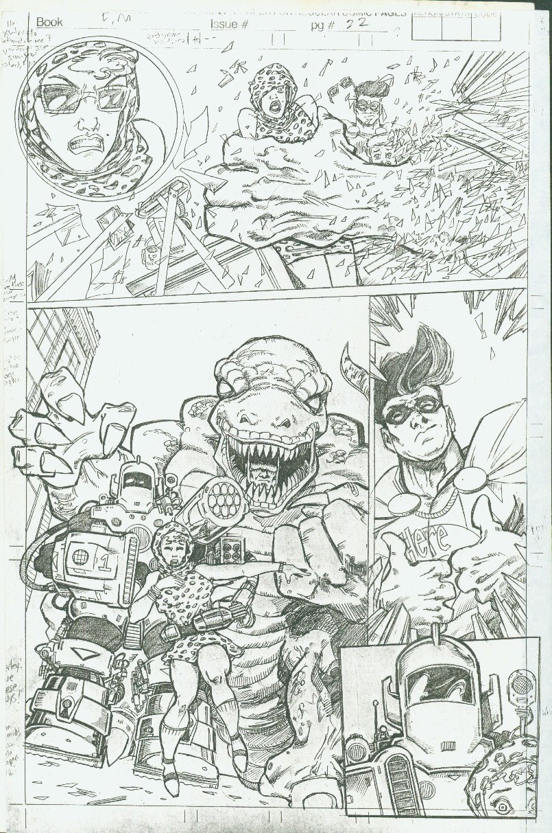 FightMan page