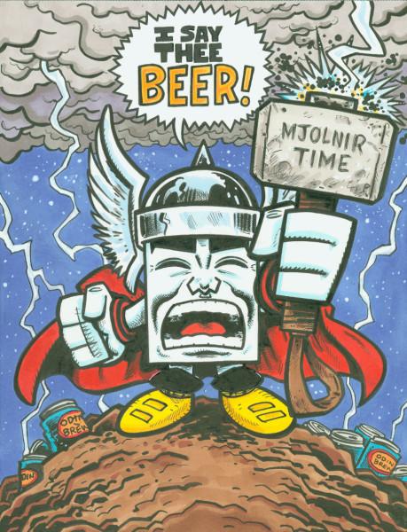 Milk Thor