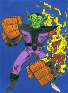 Super Skrull color