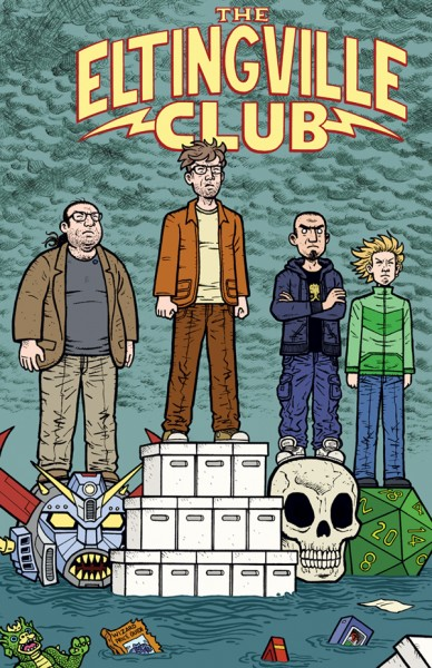 Eltingville 2 cover web