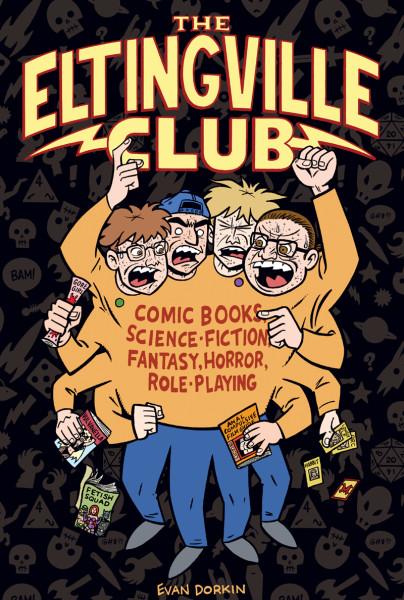 Eltingville HC cover jpg