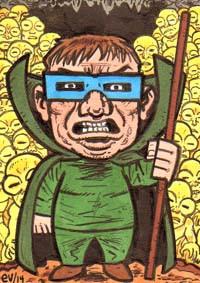 Mole Man card