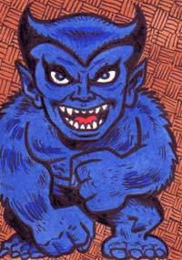 Beast card
