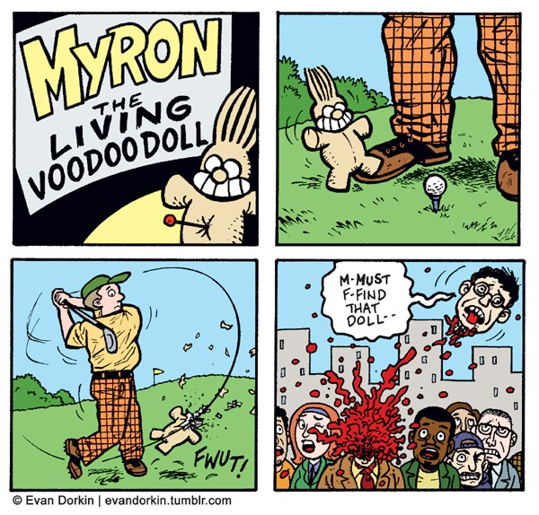 Myron Golf