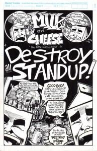 Destroy Standup pg 1
