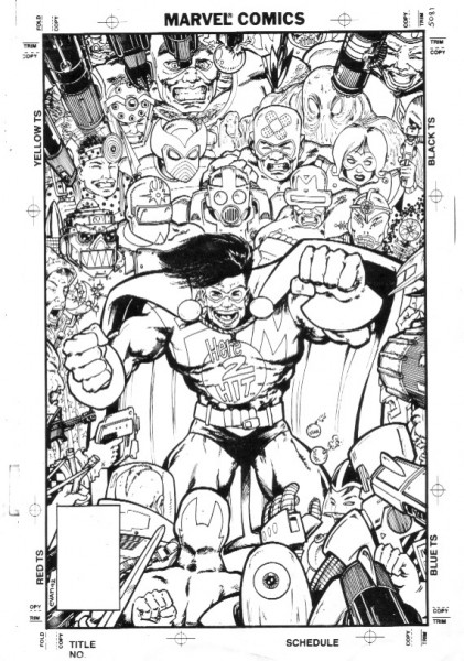 Fight-Man cover 75