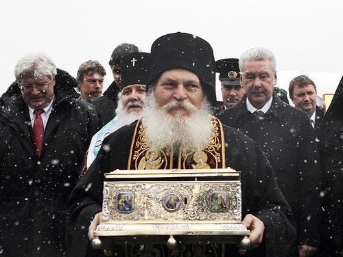 Афонского игумена Ефрема, настоятеля Ватопедского монастыря, приговорили к тюрьме