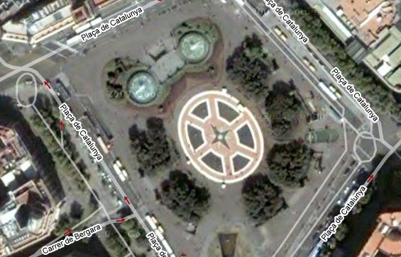 Площадь-Каталуньи-Барселона