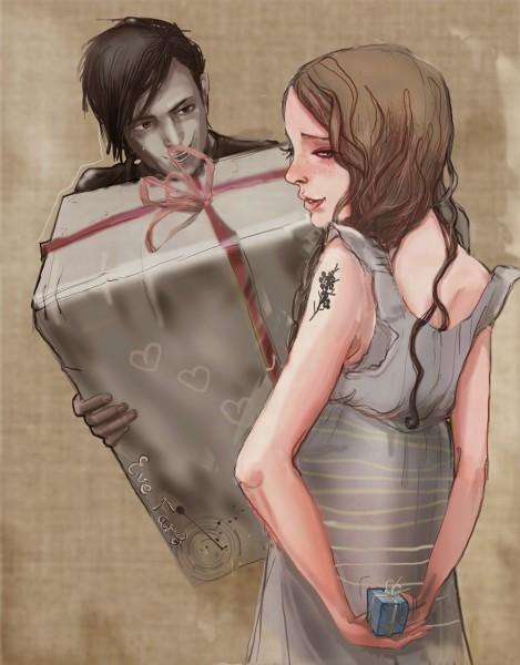 подарочная засада gift