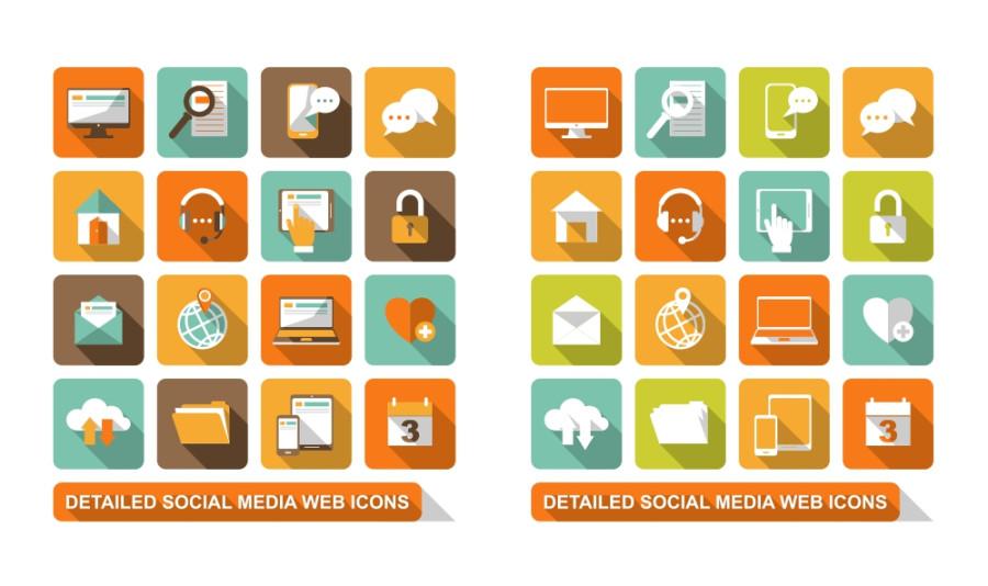 Social_Media_Flat_Icons