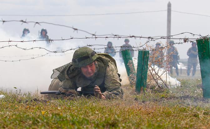 К бою: Внезапная проверка армии РФ заставила дрожать Киев и Баку