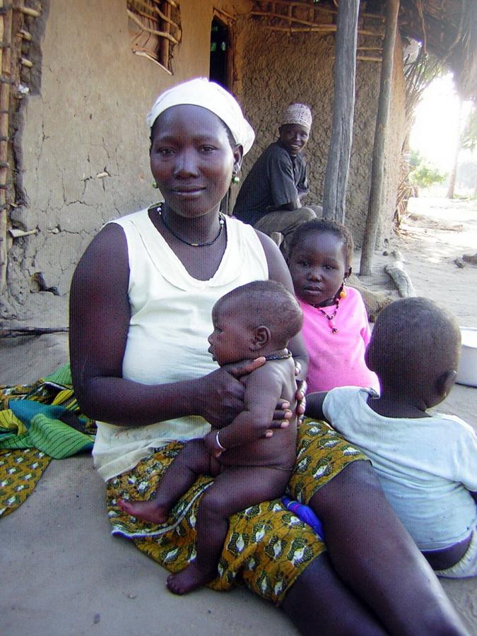 девушка родила от африканца после курорта - 8