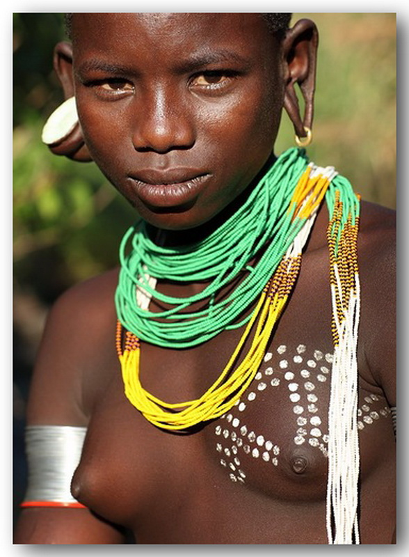 African girls young — pic 4