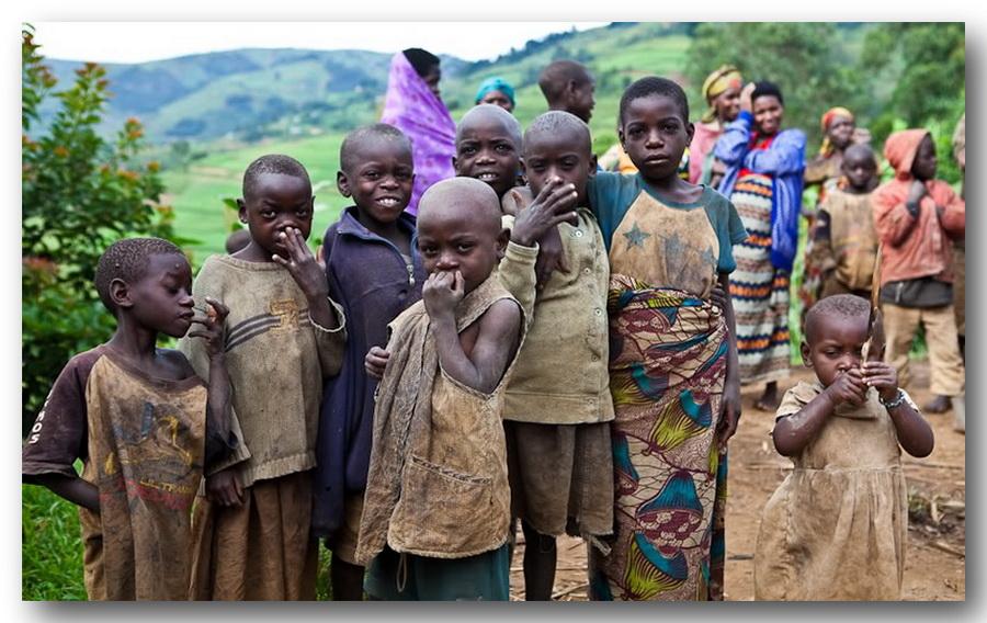 Картинки кто живет в африке люди