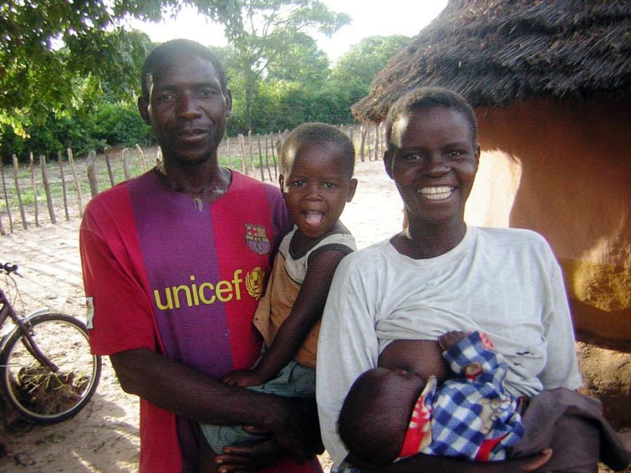 Жизнь простых людей в Африке