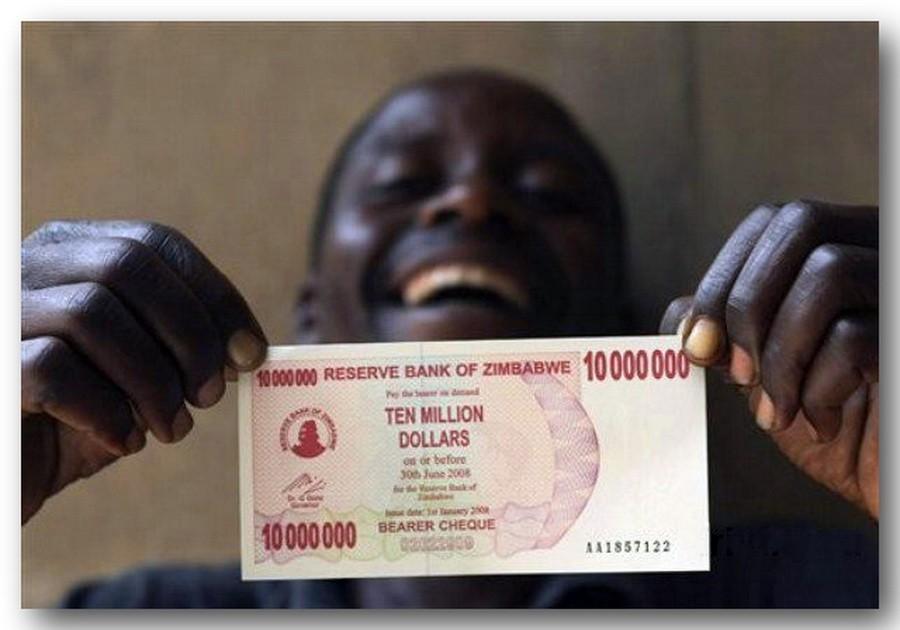 Кризис в Зимбабве: как это было 1