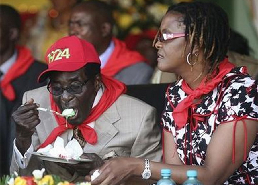 Кризис в Зимбабве: как это было mug1