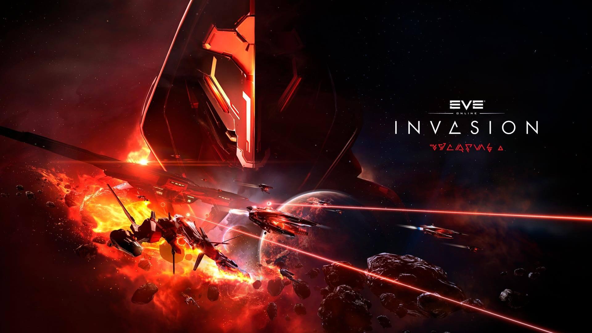 Постер EVE Online: Invasion