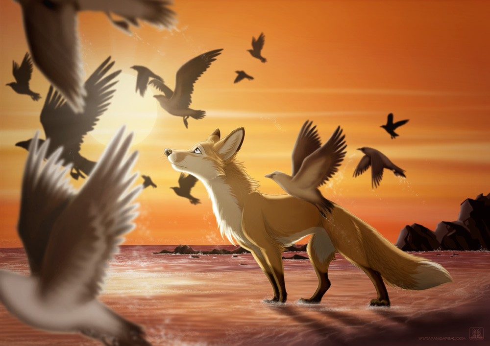 открытки птичка и волк своих ульях пчелы